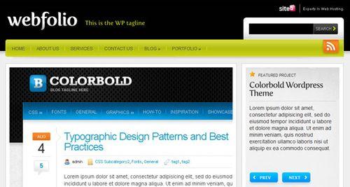 wordpress template 11 Top 20 Most Useful WordPress 3.0 Ready Themes