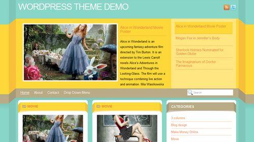 wordpress template 5 Top 20 Most Useful WordPress 3.0 Ready Themes