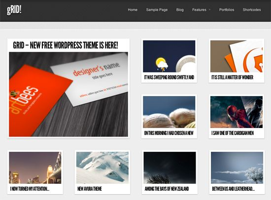 mygrid2-wordpress-theme