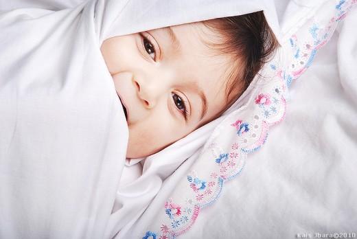 Hình ảnh em bé dễ thương ngộ nghĩnh nhất