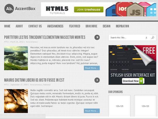 Accentbox-WordPress-Tema