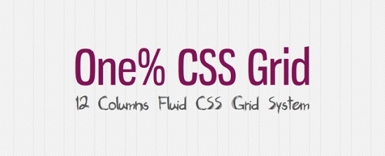 One CSS Grid