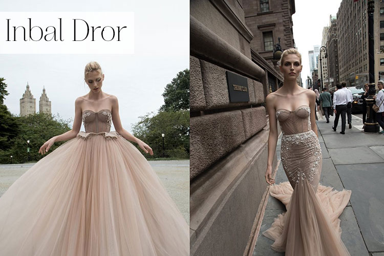 The Rise Of Israeli Wedding Dress Designers