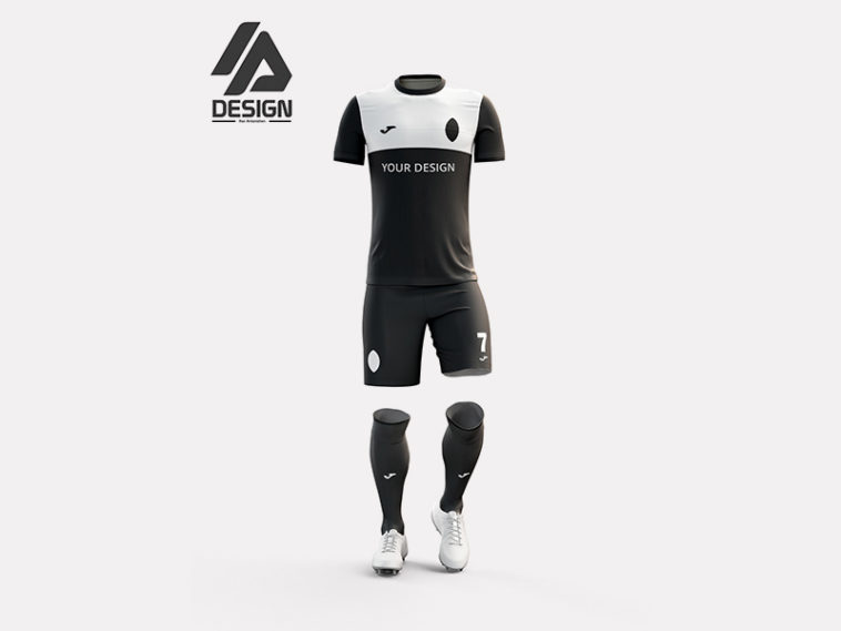 Download Football Jersey Mockup Kit - Free Download