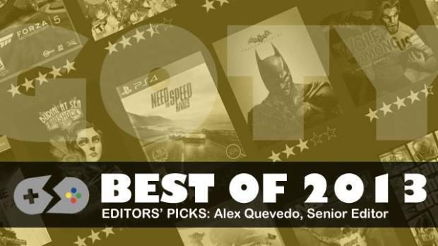 Alex Quevedo  - Best of 2013