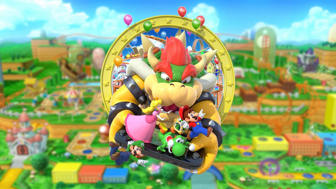 Mario Party 10 Review SmashPad