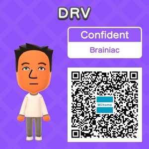 What's the QR code for? Nothing useful.