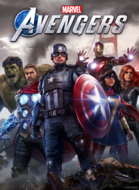 Marvel's Avengers Cover Art