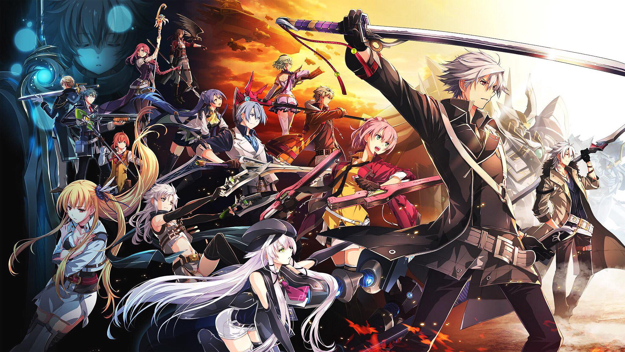 """""""The Legend of Heroes: Trails of Cold Steel IV"""" Review"""