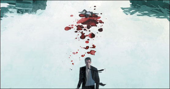 Ellis, Warren Ellis declassifies his upcoming run on 'James Bond'