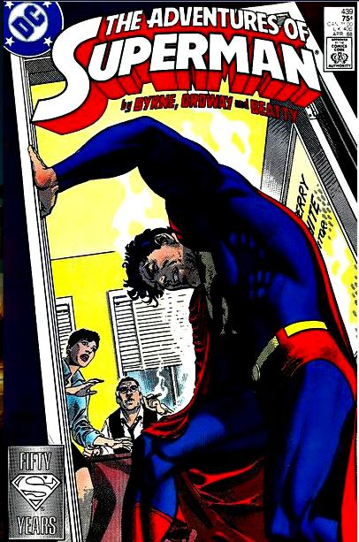 Adventures of Superman 439