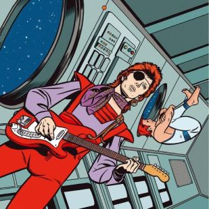 Ziggy Stardust in Red Rocket 7