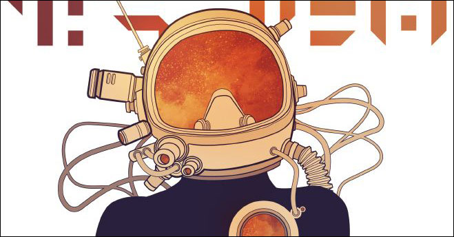 Hickman heads to space in 'Frontier'