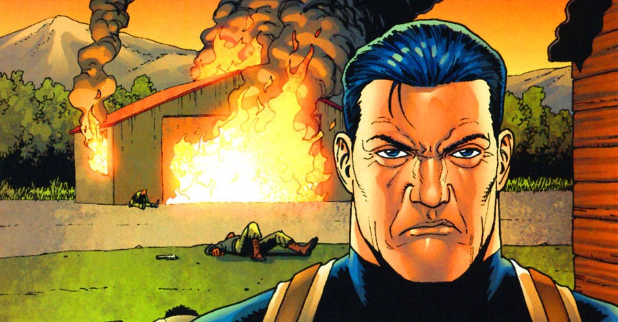 Preacher, Punisher artist Steve Dillon passed away