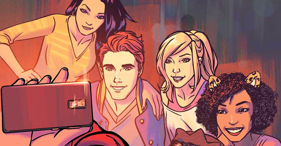 Archie's 'Riverdale' TV show gets a comic