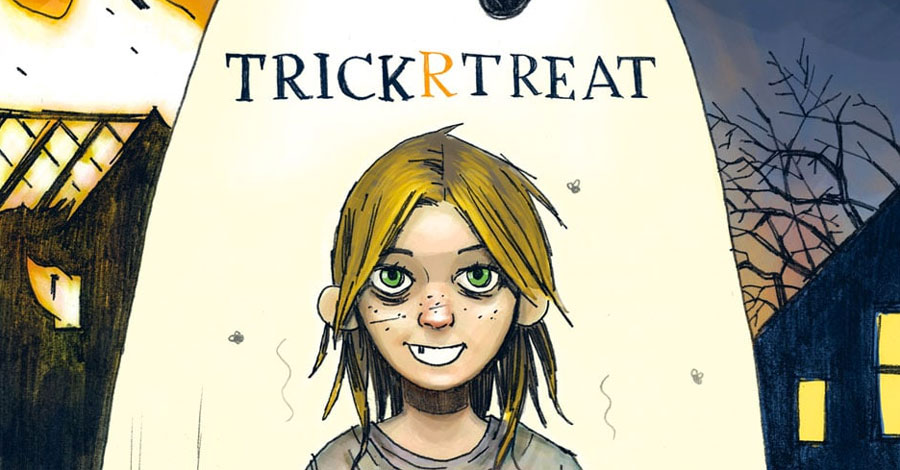 Trick or Treat with 'Street Angel' this Halloween