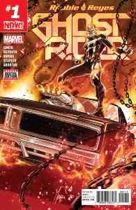 Ghost Rider #1 (2016)
