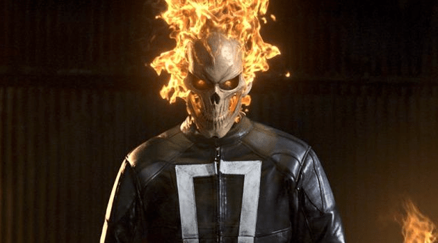 Geek out about Ghost Rider with Agents of S.H.I.E.L.D. star Gabriel Luna