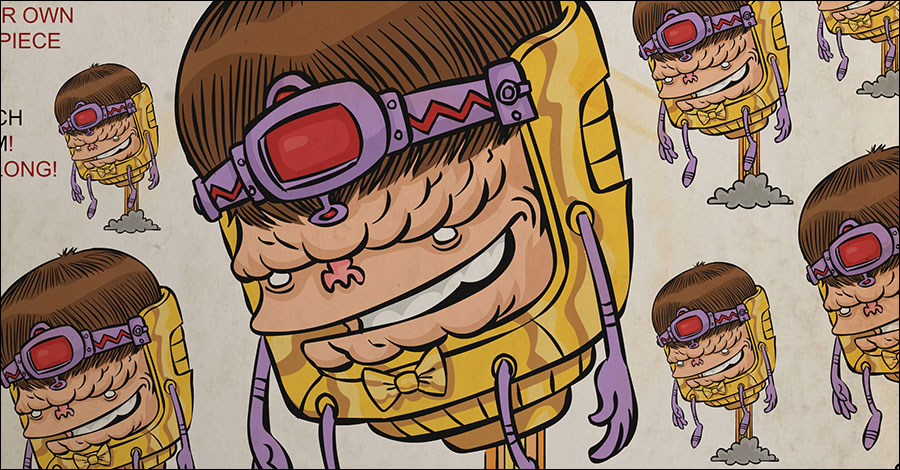 'March MODOK Madness' turns 10