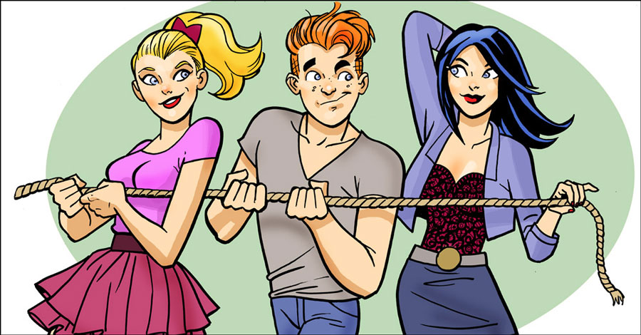 'Classic' Archie returns by Dan Parent and Ty Templeton