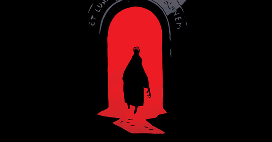 Mignola tackles vampires in 'Mr. Higgins Comes Home'