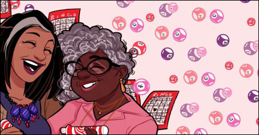 Comics Lowdown: 'Bingo Love' creator offers advice on creating diverse comics