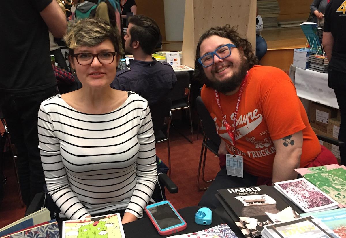 Comics Lowdown: Creator Eleanor Davis arrested in Georgia protest