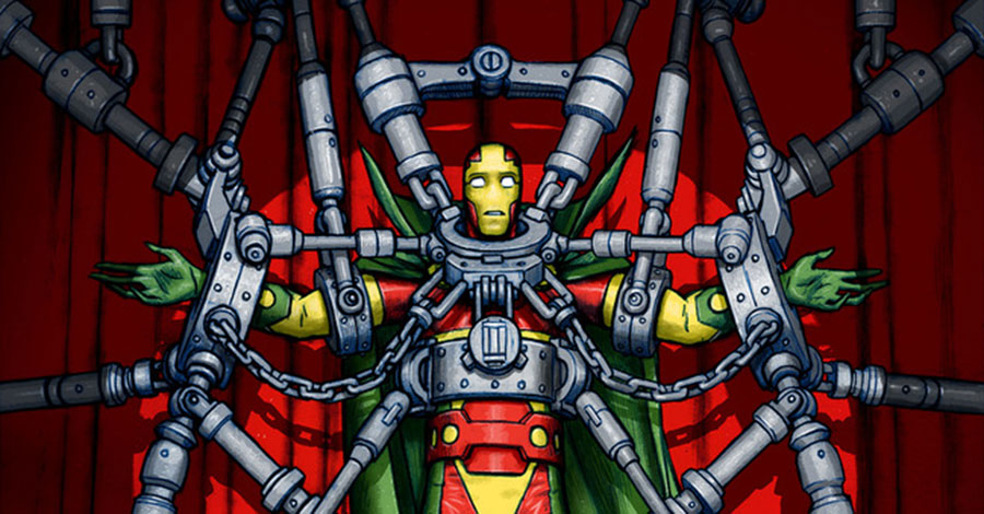 King, Gerads team up on 'Jack Kirby's Jesus' — Mister Miracle