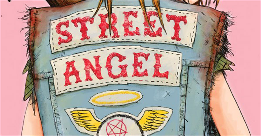 Street Angel joins a gang in July