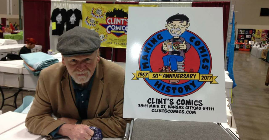 Comics Lowdown: Retailer killed in Kansas City robbery