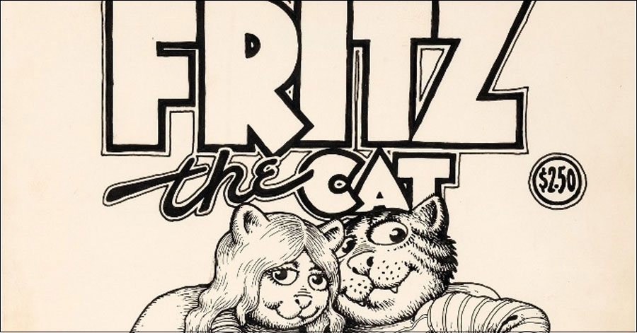 Comics Lowdown: Original Crumb art sells for $717,000