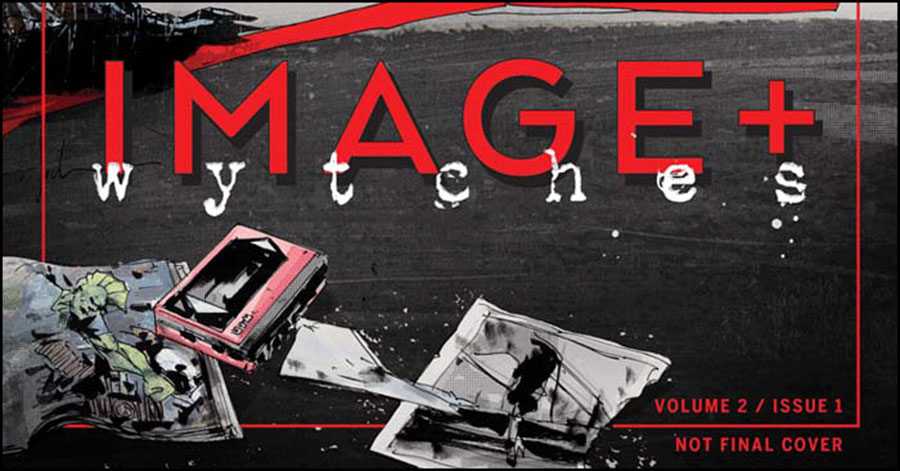 'Wytches' returns in Image's promotional magazine