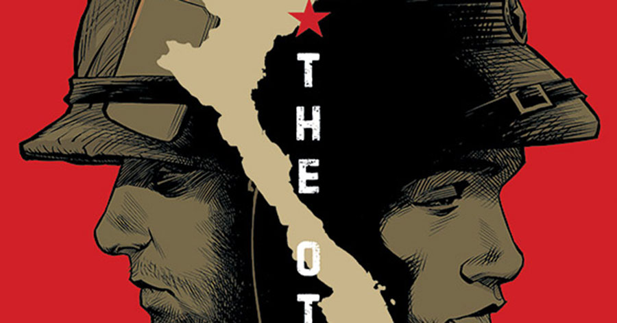 Aaron, Stewart's 'The Other Side' gets deluxe hardcover treatment
