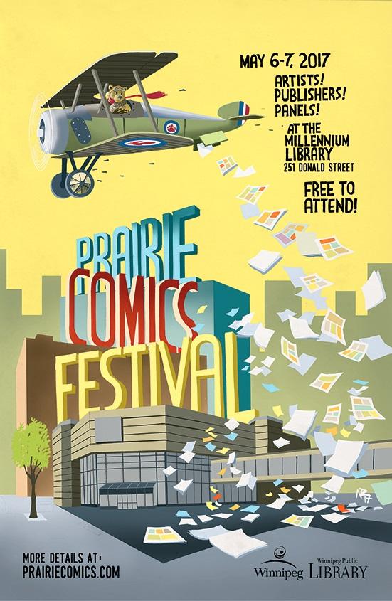 Prairie Comics Festival – (Canada)
