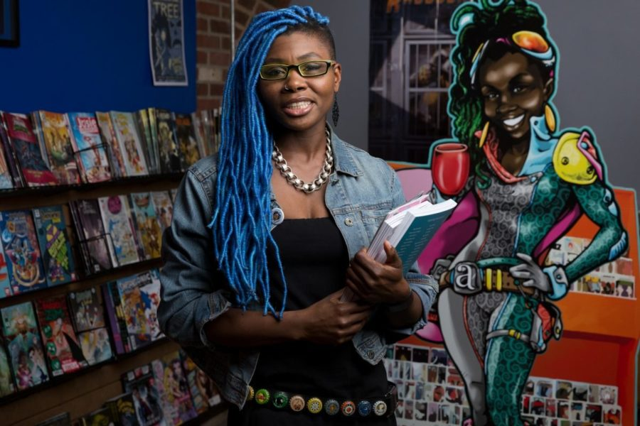 Comics Lowdown: Bricks fly through one comic shop; Grant given to another