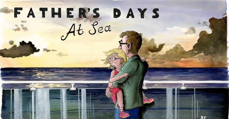 Sunday Comics: 'Father's Day at Sea' and more