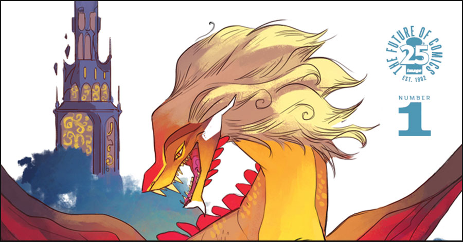'Scales & Scoundrels' brings all-ages fantasy to Image Comics
