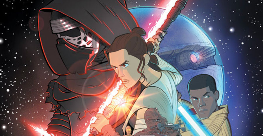 Comics Lowdown: IDW adapts 'The Force Awakens,' Ringos slated for BCC