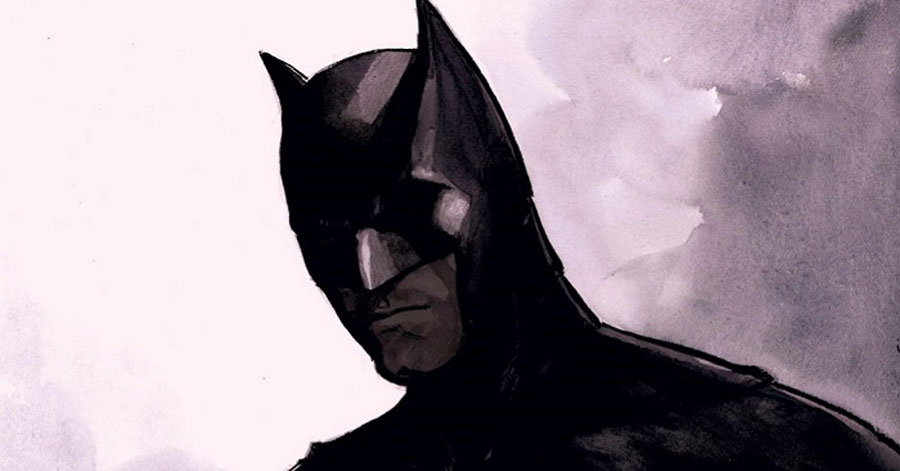 From White Knight to Dark Prince: DC announces two-volume Batman graphic novel series