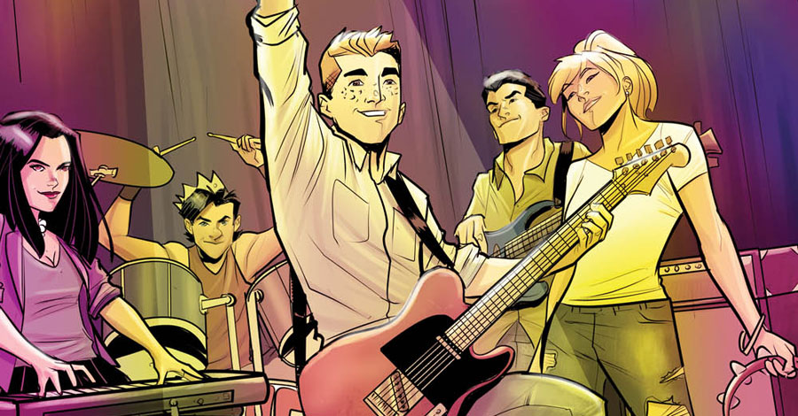 Extended engagement: Archie launches ongoing 'The Archies' series