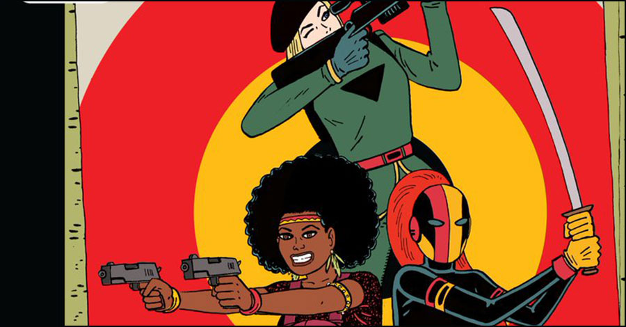 Check out a bunch of covers from upcoming Black Crown titles