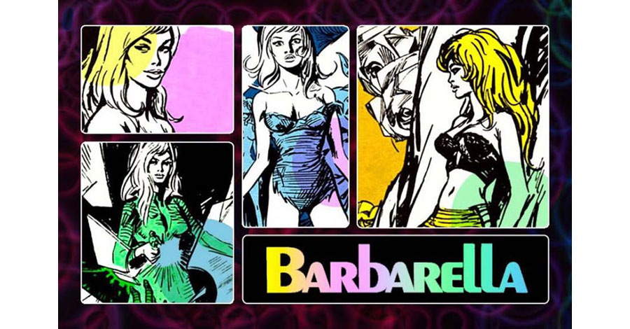 Dynamite picks up Elvira, Barbarella licenses