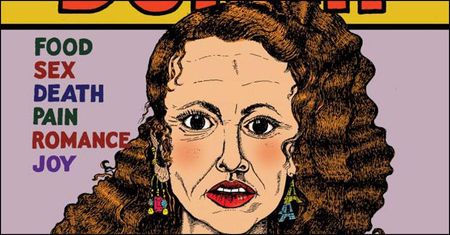 D+Q bring Aline Kominsky-Crumb, Julie Doucet comics back to print