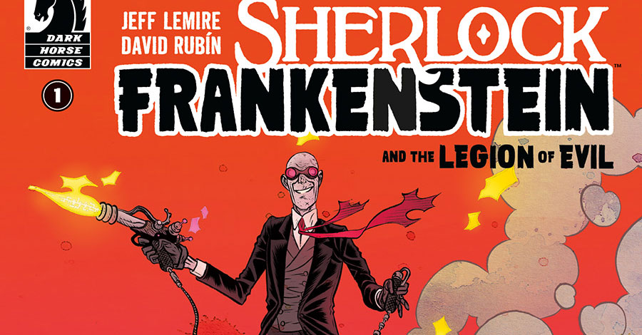 Lemire's 'Black Hammer' gets a spinoff miniseries