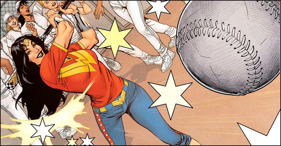 DC, Morrison announce 'Arkham Asylum 2', reveal 'Wonder Woman Earth One' Vol. 2 art
