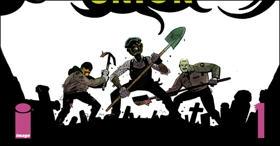 Craig & Cypress file with 'The Gravediggers Union'