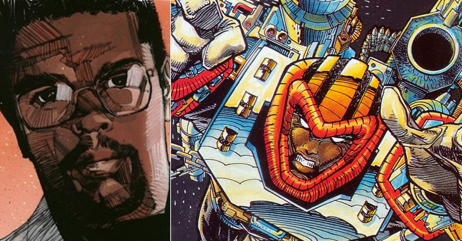 Dwayne McDuffie's widow files lawsuit over Milestone Media