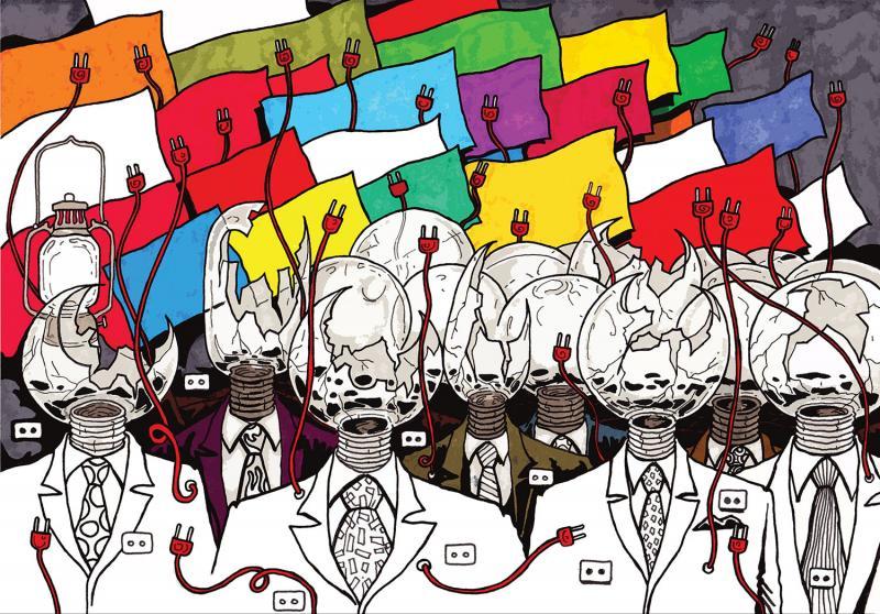 Comics Lowdown: Political cartoonist arrested