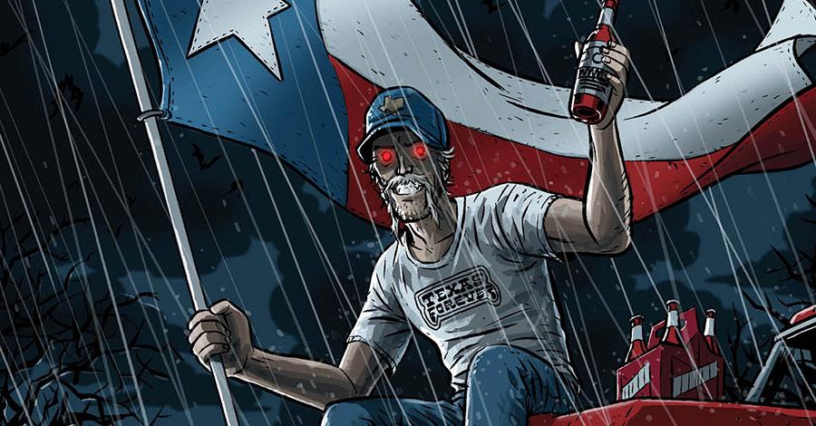 Derington covers 'Redneck' to benefit Houston charity