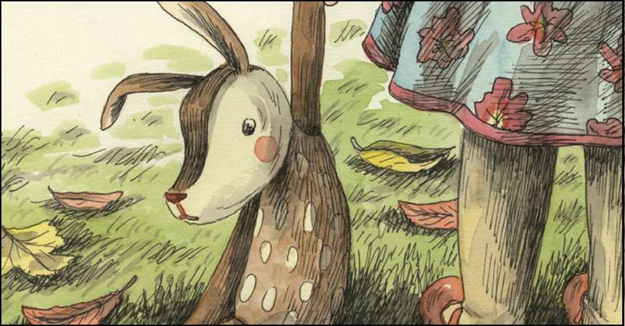 Smash Pages Q&A: Liniers on 'Good Night, Planet'